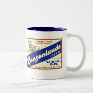 Canyonlands National Park  (Bighorn) Coffee Mugs