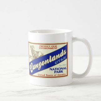 Canyonlands National Park  (Bighorn) Mugs