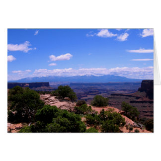 Canyonlands National Park Card