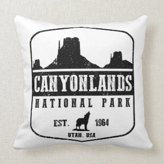 Canyonlands National Park Cushion