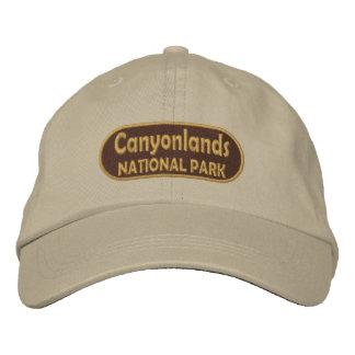 Canyonlands National Park Embroidered Baseball Caps