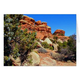 Canyonlands National Park Greeting Card