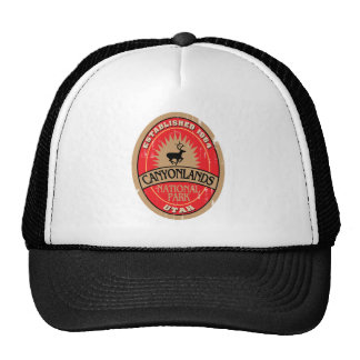 Canyonlands National Park Hat