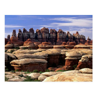 Canyonlands National Park In Southeastern Utah Postcard