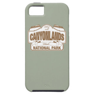 Canyonlands National Park iPhone 5 Cover