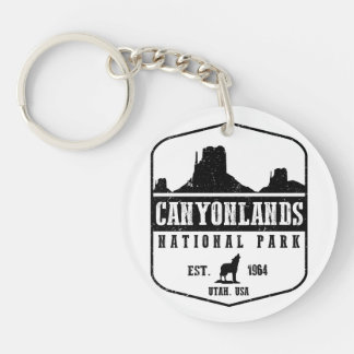 Canyonlands National Park Key Ring