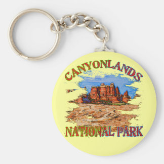 Canyonlands National Park Key Chains