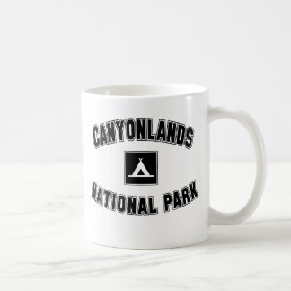 Canyonlands National Park Coffee Mugs