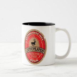 Canyonlands National Park Coffee Mug