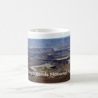 Canyonlands National Park mug