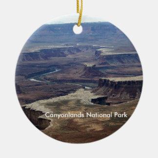 Canyonlands National Park Ornament