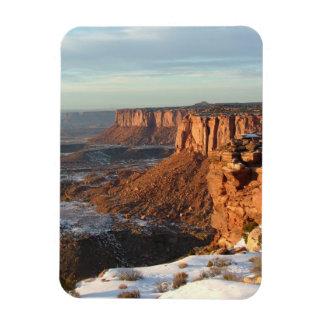 Canyonlands National Park Rectangular Photo Magnet