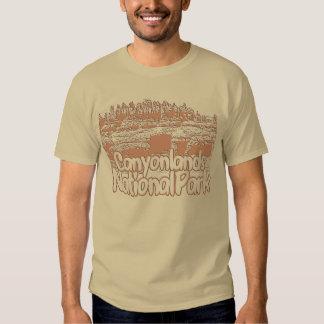 CANYONLANDS NATIONAL PARK SHIRTS AND SWEATS