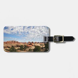 Canyonlands National Park Tag For Bags