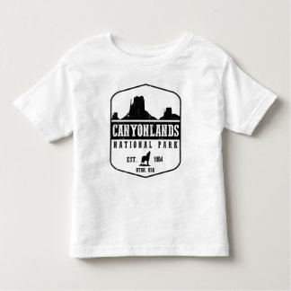 Canyonlands National Park Toddler T-Shirt