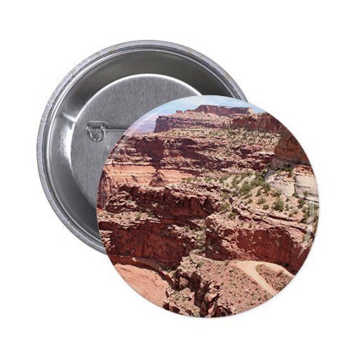 Canyonlands National Park, Utah, Southwest USA 3 Pinback Button