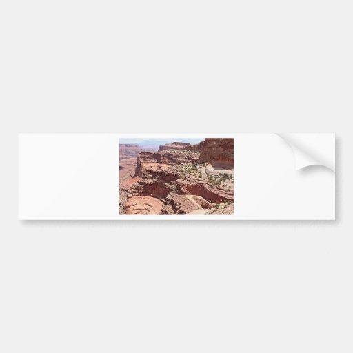 Canyonlands National Park, Utah, Southwest USA 3 Bumper Stickers