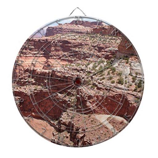 Canyonlands National Park, Utah, Southwest USA 3 Dartboard