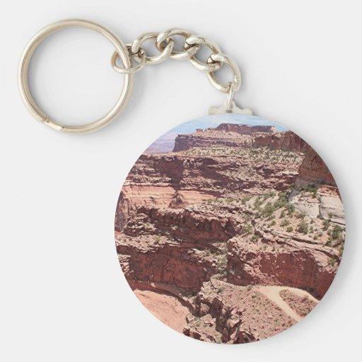 Canyonlands National Park, Utah, Southwest USA 3 Keychain