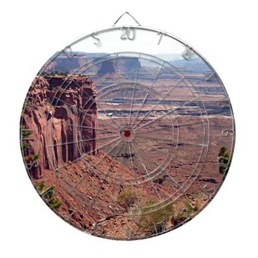 Canyonlands National Park, Utah, Southwest USA 4 Dartboards