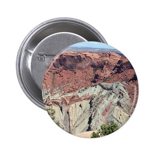 Canyonlands National Park, Utah, Southwest USA 5 Button