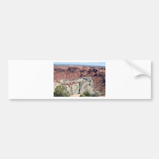 Canyonlands National Park, Utah, Southwest USA 5 Bumper Sticker
