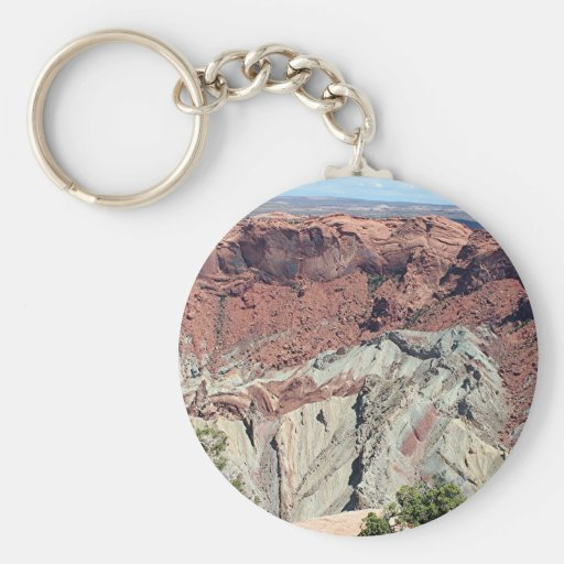 Canyonlands National Park, Utah, Southwest USA 5 Keychain