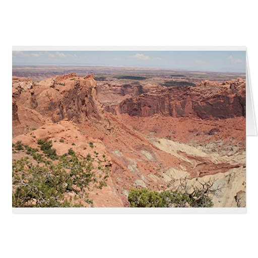 Canyonlands National Park, Utah, Southwest USA 6 Greeting Cards