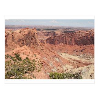Canyonlands National Park, Utah, Southwest USA 6 Postcard