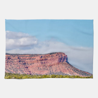 Canyonlands national park utah tea towel