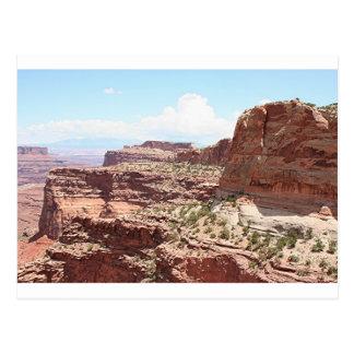 Canyonlands National Park, Utah, USA 10 Postcard