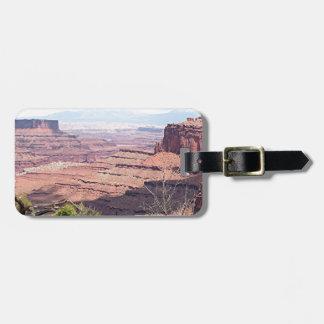 Canyonlands National Park Utah USA 11 Bag Tag