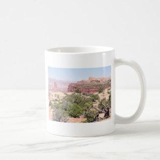 Canyonlands National Park, Utah, USA 12 Basic White Mug
