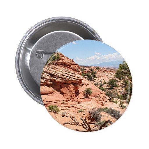 Canyonlands National Park, Utah, USA 1 Pinback Buttons