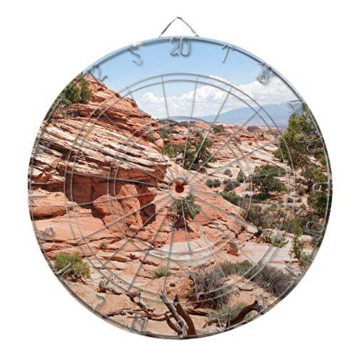 Canyonlands National Park, Utah, USA 1 Dart Boards