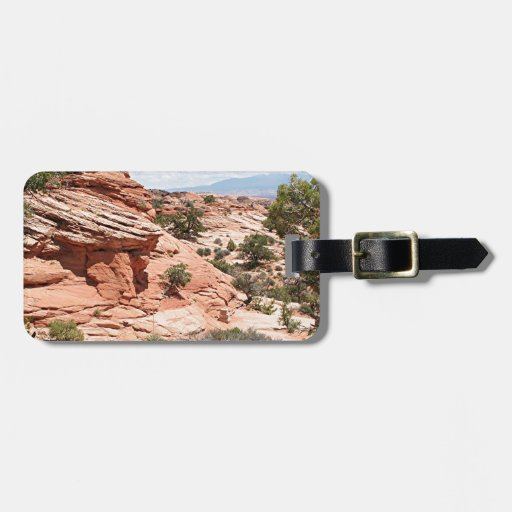 Canyonlands National Park, Utah, USA 1 Travel Bag Tags