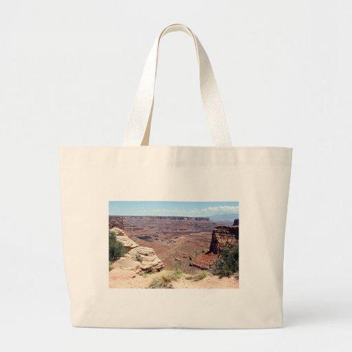Canyonlands National Park, Utah, USA 2 Canvas Bags