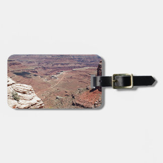 Canyonlands National Park Utah USA 2 Bag Tag
