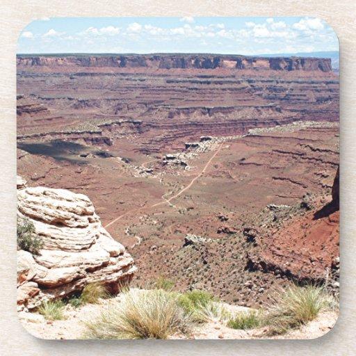 Canyonlands National Park, Utah, USA 2 Drink Coasters