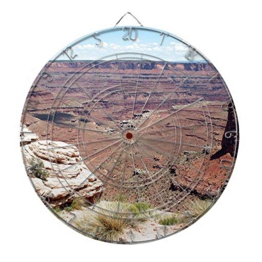Canyonlands National Park, Utah, USA 2 Dart Board