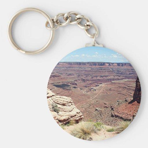 Canyonlands National Park, Utah, USA 2 Key Chains