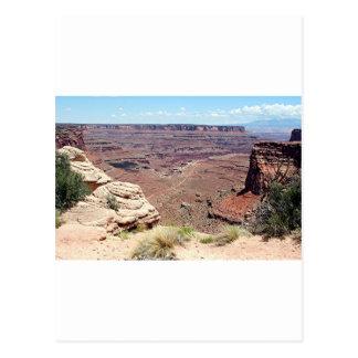 Canyonlands National Park, Utah, USA 2 Postcard