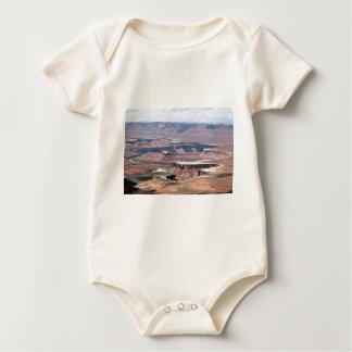 Canyonlands National Park, Utah, USA 8 Baby Bodysuit