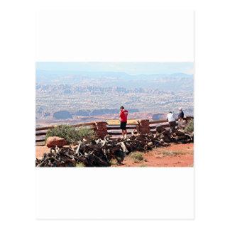 Canyonlands National Park, Utah, USA 9 Postcard