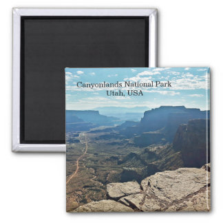 Canyonlands National Park Utah USA travel Magnet