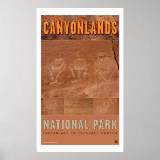 Canyonlands Nat'l Park Poster