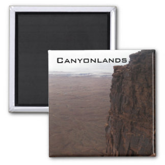 Canyonlands Square Magnet