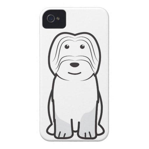 Cão da Serra de Aires Dog Cartoon iPhone 4 Case-Mate Case