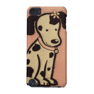 cãozinho white the white dots iPod touch (5th generation) cover