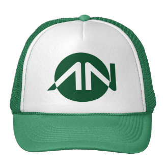 Cap AfterNext Green Mesh Hat